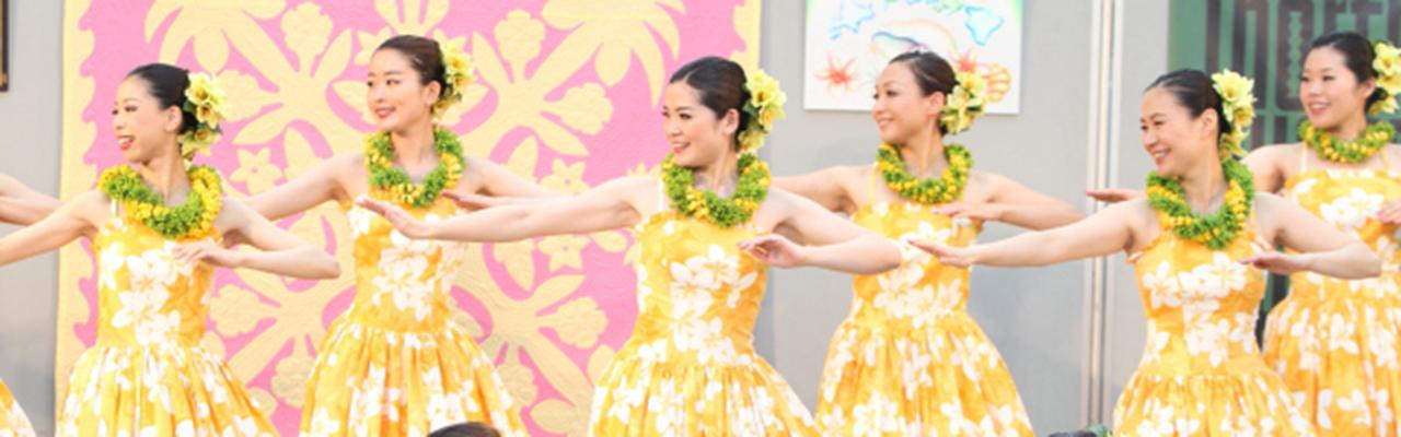 札幌ハワイアンイベント常夏アロハ祭り